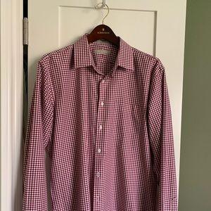 Men's Nordstrom Trim Fit Dress Shirt